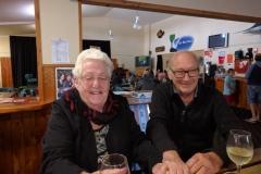 Dot Wray and Joe Fabish