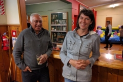 Pablo Rickard and Mel