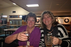 Josie Warren and Debbie Dalbeth